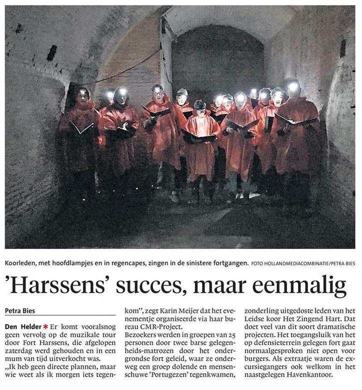 recensie Helderse Courant_uitgesneden